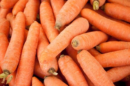 close-up of Carrots for background Stock Photo - 14685252