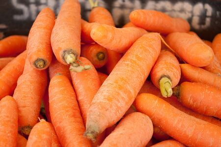 close-up of Carrots Stock Photo - 14685255