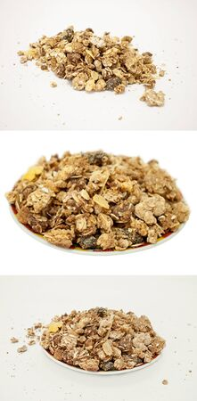 tasty and healthy Granola collection