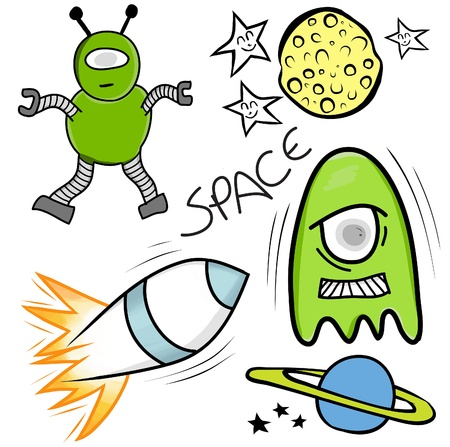 Space things  Vector