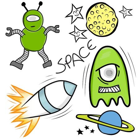 Space things