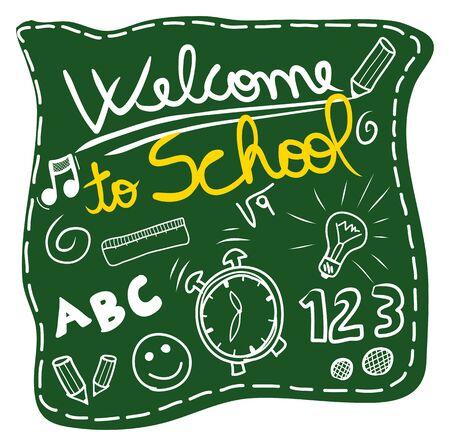 Back to School Stock Vector - 18083532