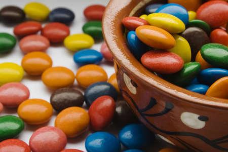 Sweet colors Stock Photo