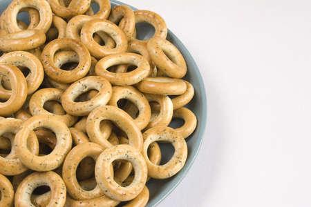 Heap of bread ring