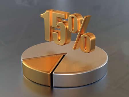 Symbol 15%