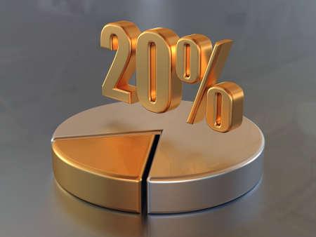 Symbol 20%