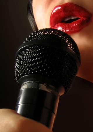 sexy woman singer