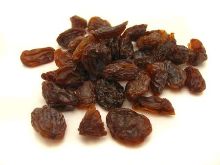 raisin pile Stock Photo