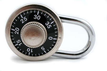 isolated combination lock