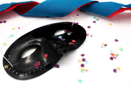 conspicuous: leftovers of a masquerade