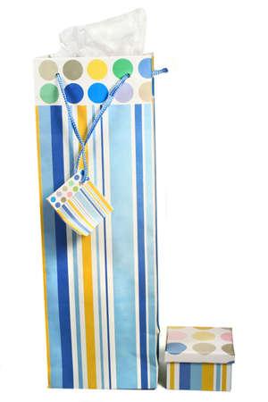 giftbox and giftbag Stock Photo - 350900