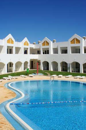 Resort in the Algarve, Portugal
