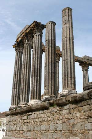ancient ruins photo