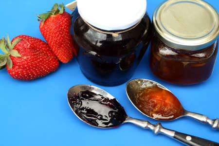 housewares: jam and jelly