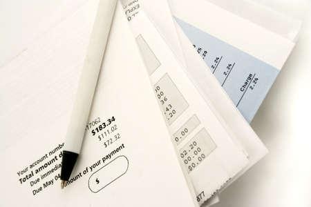 bills owing