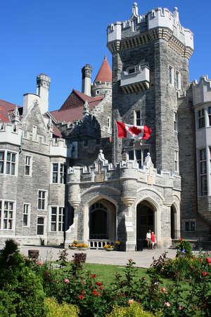 stoneworks: Casa Loma in Toronto, Ontario, Canada