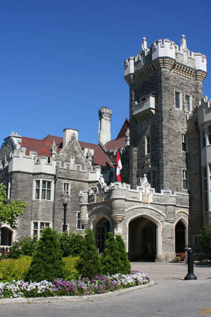 casa: Casa Loma in Toronto, Ontario, Canada