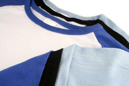 gevouwen katoenen t-shirts