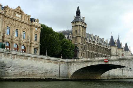 The Concierge in Paris, France