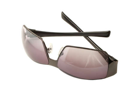 stylish sunglasses for year round eye protection Stock Photo