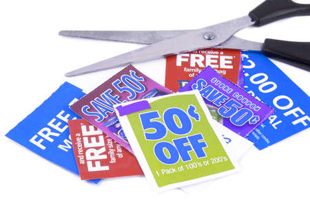 coupons to save  at the grocery store