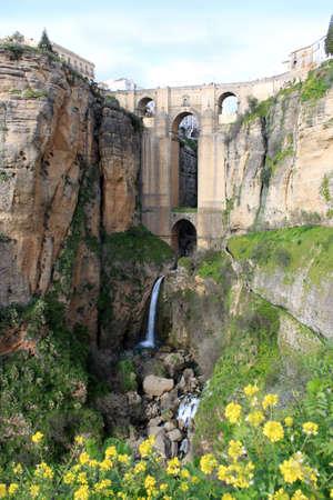nuevo: Puente Nuevo bridge in Ronda, Andalucia, Spain