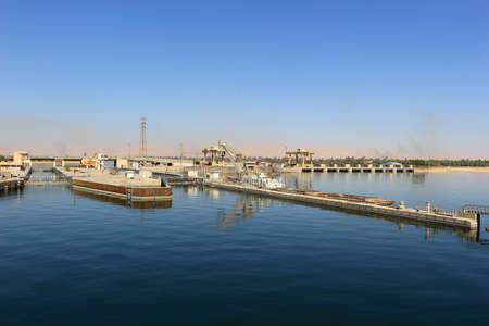 ダム 川 の エジプト ナイル