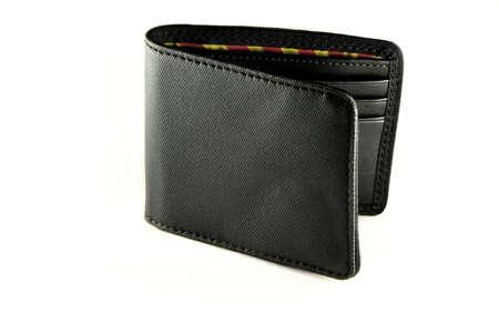 men s black wallet