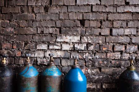 cilindro: Cilindro de gas Industria