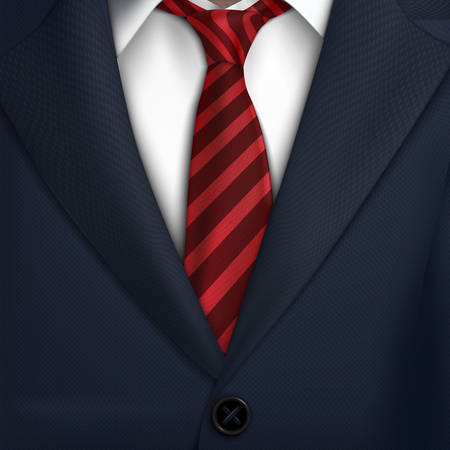 Vector background with  necktie,costume,Classic tuxedo,jacket