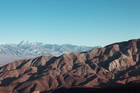 Death Valley - USA Stock fotó