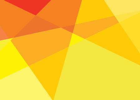 Abstract Yellow tone triangulation Background