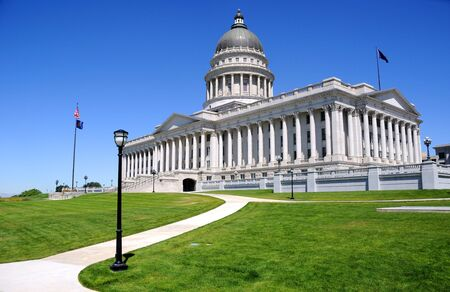 salt lake city: Utah Capitol Building