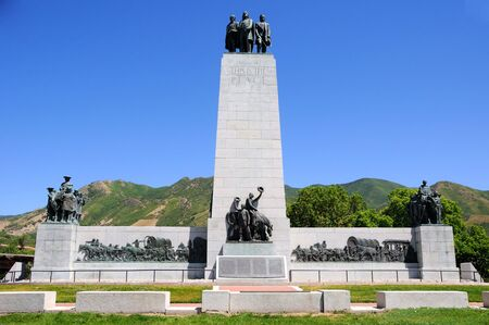 lds: This Is The Place Monument