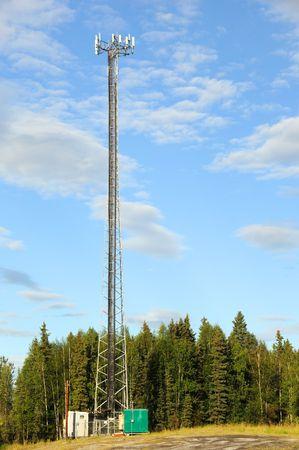 通信: 携帯通信塔