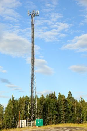 Cellular Communications Tower photo