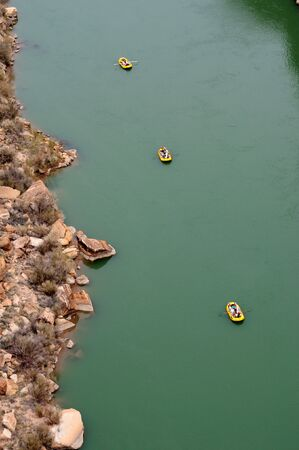 rafters: Marble Canyon - Glen Canyon National Recreation Area