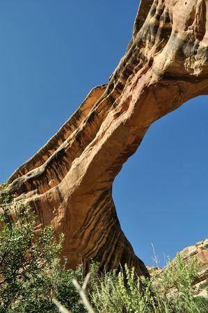 Sipapu Natural Bridge - Southern Utah photo