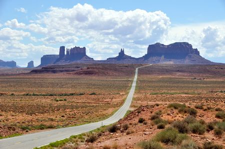 Monument Valley Road photo