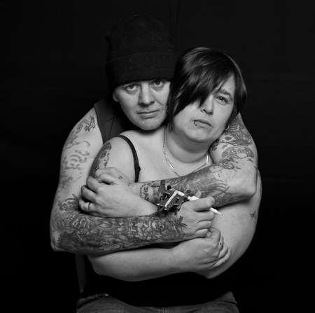 Tattoo Couple photo
