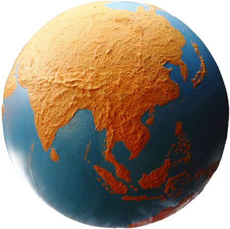 Earth Asia Stock Photo - 6998790