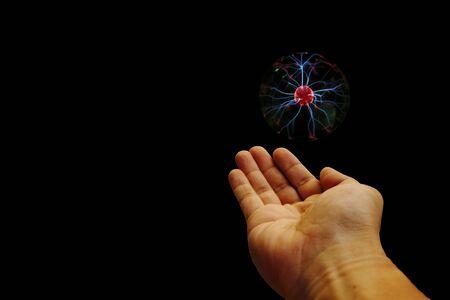 Plasma power  photo
