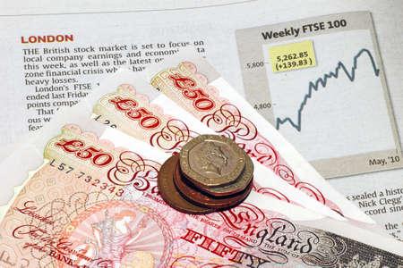 London Stock Market Stock Photo - 7035145