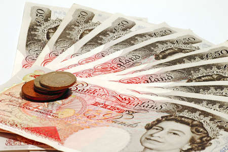 Currency & coins Stock Photo - 7065093
