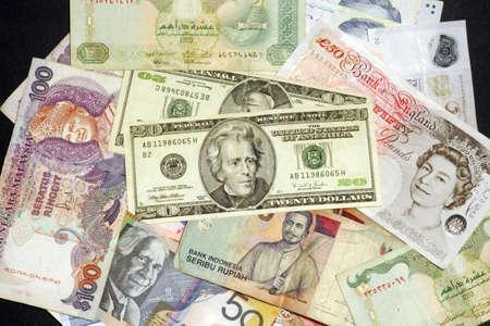 Whole load of money. photo