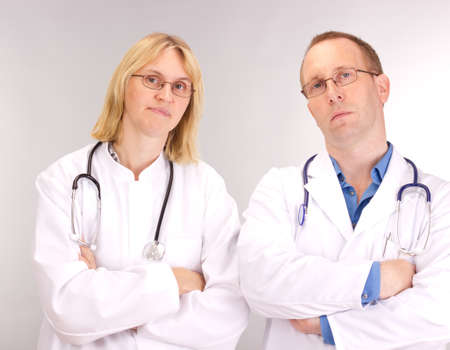 Medical doctor team Stock Photo - 14683105
