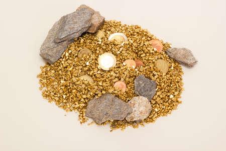 pauperism: Treasure of gold