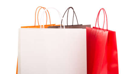 Shopping bags Stock Photo - 16575851