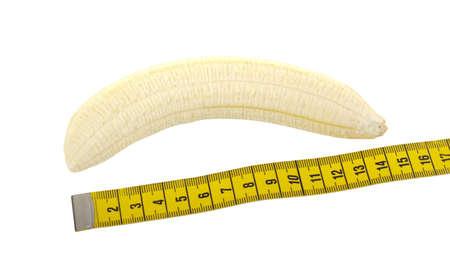 peeled banana: Peeled banana