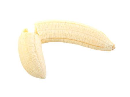 vesicles: Peeled banana
